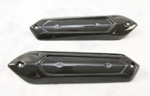 Carbon Fibre Triumph Tiger Explorer 1200 Carbon Tank Side Panels. Upto 2015